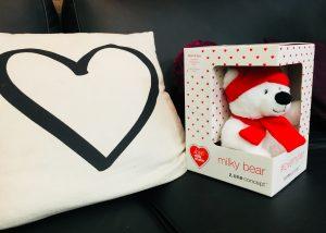 Salon 38 Valentine's teddy