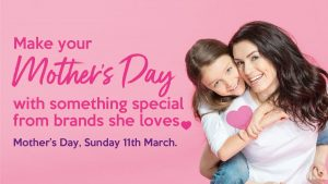Special Mother's Day Offers