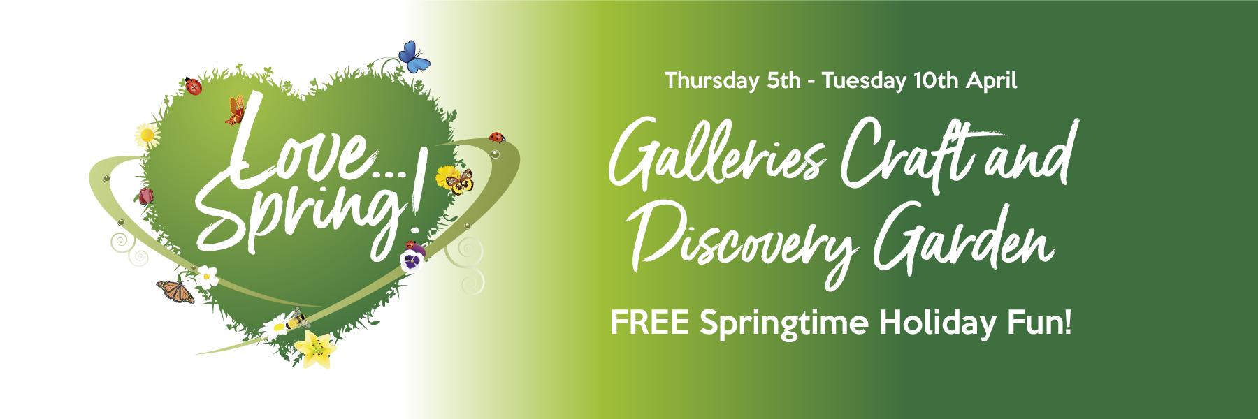 Craft & Discovery Garden