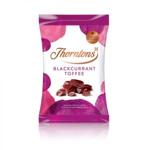 Summer Collection Blackcurrant Toffee at Thorntons at the Galleries Shopping Centre Washington