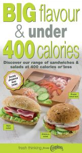 Cooplands Healthy Range lunch calories fresh Galleries Shopping Washington