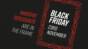 Black Friday Sales deals offers Galleries Washington