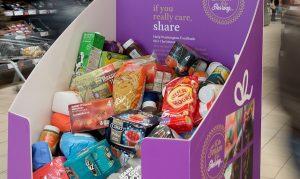 Washington Foodbank charity Galleries Shopping Christmas