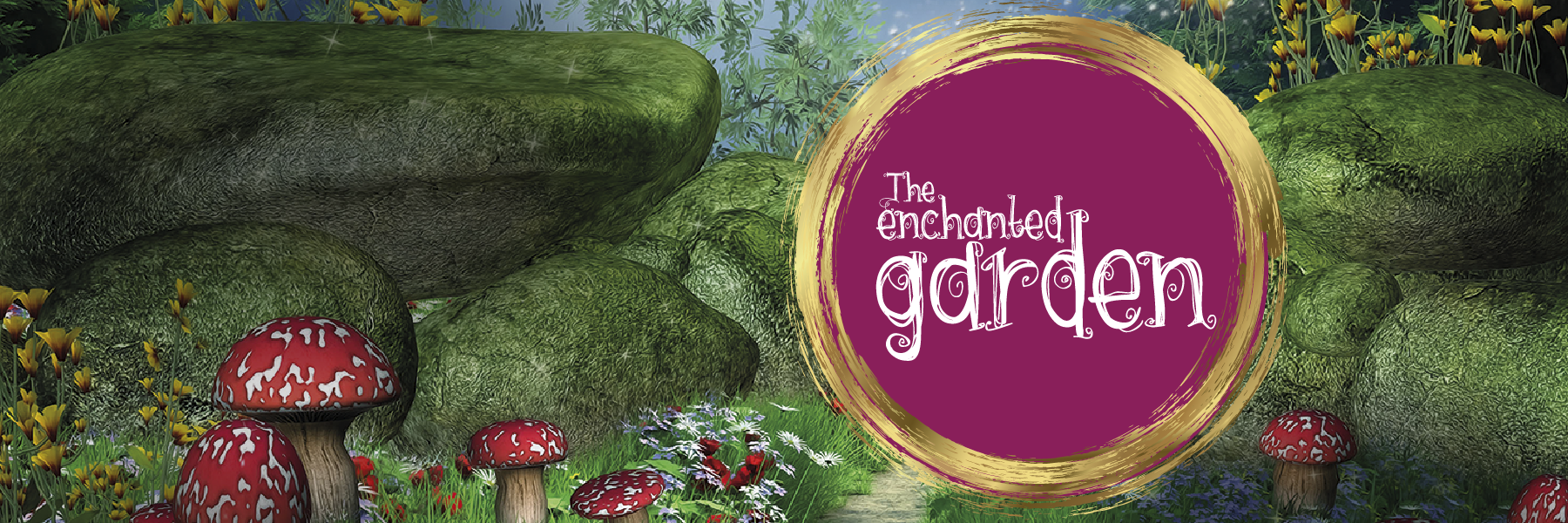 Enchanted Garden Selfie Competition