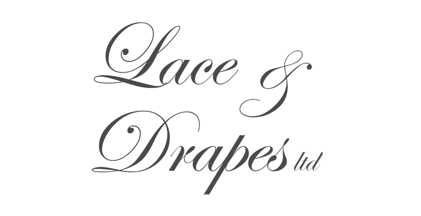 Lace & Drapes
