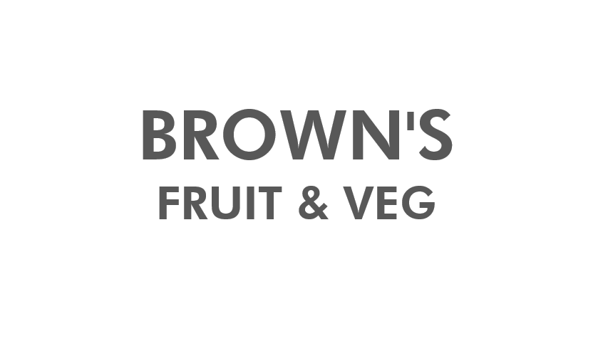 Brown's Fruit & Veg