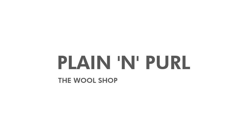 Plain 'N' Purl